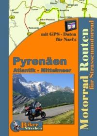 Pyrenaen (Motorrad Strassentouren) Deutsch