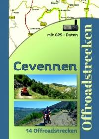Frankreich Cevennen (14 Offroadstrecken) Deutsch