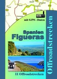Figueras (Buch) Offroadstrecken Deutsch
