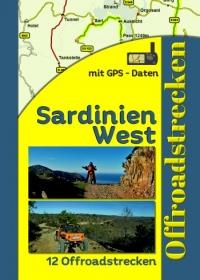 Sardinien West (12 Offroadstrecken) Deutsch