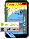 Griechenland Nord (Handy-TourenAPP)