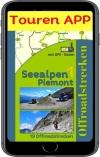 Seealpen 1 Piemont (APP-Handy)