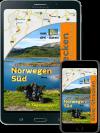 Südnorwegen Motorrad-Tour (E-Book)
