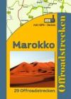 Marokko Tourenbuch (Deutsch)