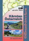 12 off-road routes in Austria Carinthia (German Book)