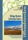 Italien Umbrien (14 Offroadstrecken) Deutsch