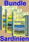 Sardinien Bundle Nord + Süd + West (Offroadstrecken) Deutsch