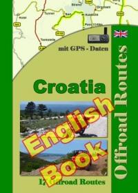 17 Offroad routes Croatia (english book)