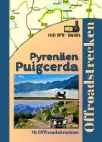 Buch Puigcerda Pyrenaen (16 Offroadstrecken) Deutsch